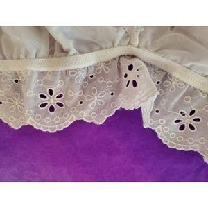 Forever 21 Intimates & Sleepwear - White Lace Bralette